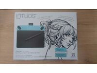Wacom Intuos Draw Graphics Pen Tablet (Small)