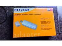 NETGEAR adaptor wireless