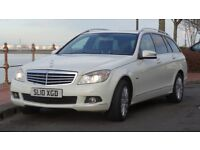2010 Mercedes C250d Estate Blue Efficiency 6 Speed Manual, *IMMACULATE*