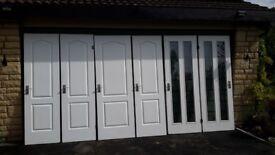 White Doors x 6