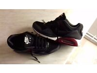 Brand new nike air max trainers size ten