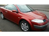 Megane Convertible for parts