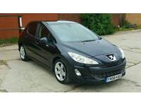 Peugeot 308 1.6hdi hpi clear low mileage