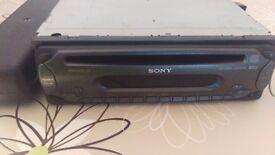 Sony Xplod car CD
