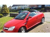 Vauxhall Tigra Convertible and 1.4
