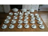 Lumiere cups and saucers etc