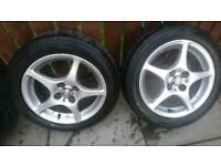 Toyota mr2 alloy wheels mk3 offers