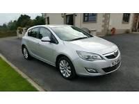 2010 Vauxhall Astra 1.4 petrol full MOT