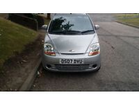 *Price Reduced* 2007 Chevrolet Matiz, Very Low Miles, Long MOT, Very Good Condition