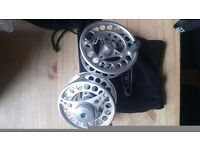 Vision koma fly reel with spare spool 7/8