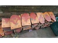 Clay broseley tiles