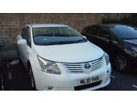 PCO car for sale Toyata Avensis D4D 2010