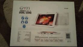 """CNM 7"""" 16GB WHITE DUAL CORE ANDROID TABLET BOXED"""