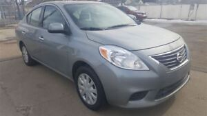 2014 Nissan Versa S Easy Finance low payments