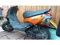 PEUGEOT TREKKER 50cc PED FUN LITTLE SCOOT