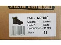 Safety footwear APACHE