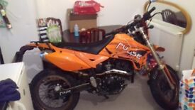 RoadLegal 125cc Pulse Adrenaline