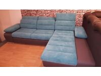 NEW CORNER SOFA BED