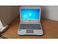 RM Netbook Laptop Windows7 250GB Hard Drive 2GB RAM WEBCAM Wifi