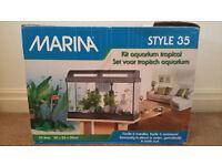 35 L aquarium