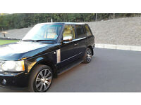 Land Rover Range Rover Vogue Jeep