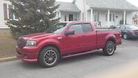 2008 Ford F-150 XLT sport et fifth wheel
