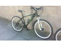 Carrera Mountain Bike Limited Edition Hydraulic Brakes