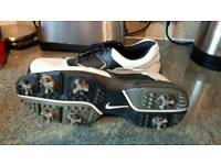 Nike mens golf shoes size 10 £20