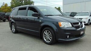2014 Dodge Grand Caravan 30th ANNIVERSARY - CLN CARPROOF - EXT W