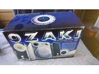 Mini 2.1 speaker system for pc, ipod, mp3 player, phone