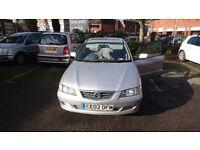 Cheap Runner Mazda 626 2.0 02 £325