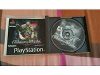 BLAZE AND BLADE PS1 GAME