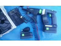 Festool DWC 18-4500 18v Drywall Screwdriver