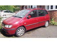 Hyundai Matrix 1.8 CDX Automatic 2007