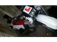 Honda xlr 125 the reg