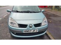 7SEATER RENAULT GRANDSCENIC 1.6,NEW SHAPE 57 REG,VERY CLEAN,PERFECT FAMILY CAR,PX WELCOME OFFERS????
