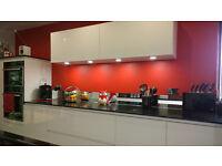 Dulux Paint 2.5L Volcanic RED, Kitchen Livingroom Bedroom