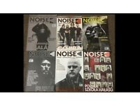 Noise (Polish Alternative Music Magazine) 6 Issues!