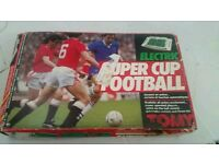 Super cup electronic football