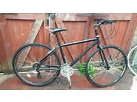 Marin hybrid bike. Fast bike flies.. Can deliver