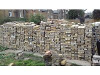 London reclaimed yellow stock and multi stock bricks