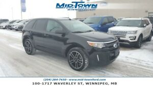 2014 Ford Edge SEL AWD SPORT APPEARANCE PKG