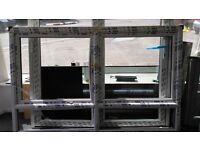 VEKA triple glazed self cleaning (glass) window energy A+ 2050 x 1330mm Brand New £315 ONO