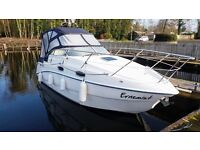 SEALINE S25 SPORTS CRUISER LATE 05 LOW HOURS FRESHWATER USE, ON TRAILER READY FOR SUMMMER CRUISING