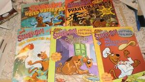 Scooby Doo Books, Learning books,  Phonics and reading