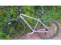 "Gary Fisher Monona gents hybrid bike 19"" 48cm frame"