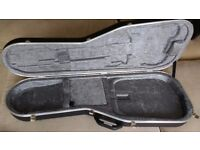 Hiscox LiteFlite Gibson SG Hard Case STD-SG for SG Style Guitars