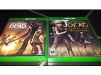 Xbox One - Walking Dead Telltale Games Season 1 and 2