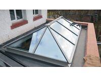 Alumimium roof lantons any RAL