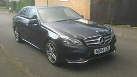 MERCEDES E250 CDI AMG SPORT, PAN ROOF FULLY LOADED, F/S/H, 2 KEYS, AUTO, 360 DEGREES CAMERA
